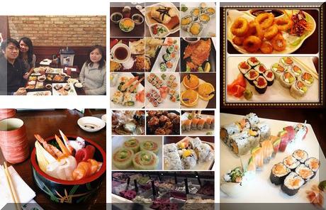 Sushi Supreme collage of popular photos