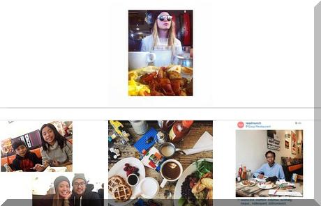 Easy Restaurant collage of popular photos