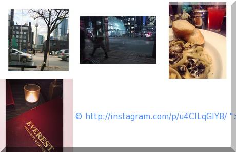 Everest Cafe & Bar collage of popular photos