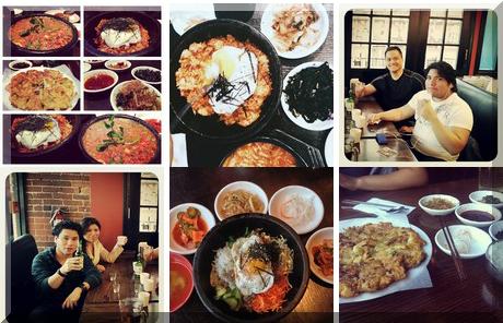 Ka-Chi Korean Restaurant collage of popular photos