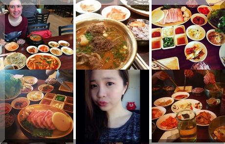 Lim Ga Ne Korean Restaurant collage of popular photos