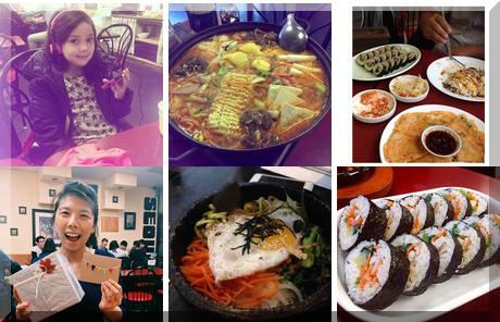 Sejong Restaurant collage of popular photos