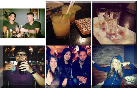Wychwood Pub collage of popular photos