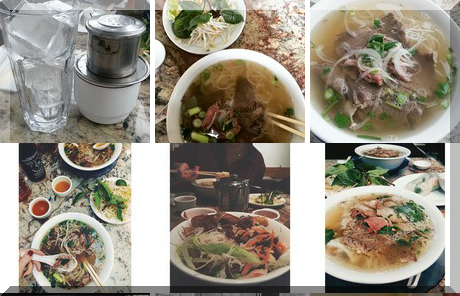 Pho Hung Vietnamese Restaurant collage of popular photos