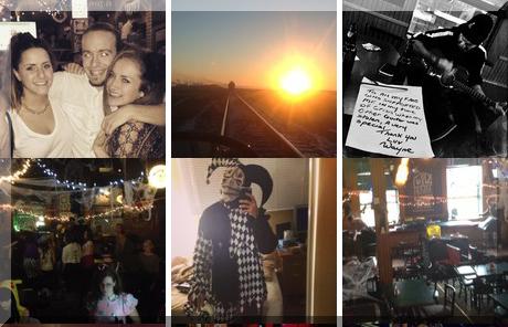 Double Decker Tavern collage of popular photos