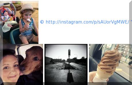 Velvet Dip collage of popular photos