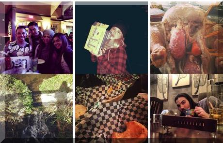 Brandt's Creek Pub collage of popular photos