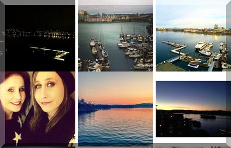 Coast Victoria Harbourside Hotel & Marina collage of popular photos