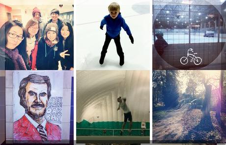 Recreation Oak Bay collage of popular photos