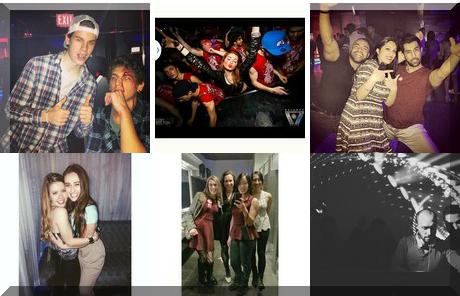 Club 77 collage of popular photos