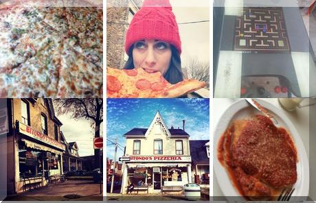 Bitondo's Pizzeria collage of popular photos