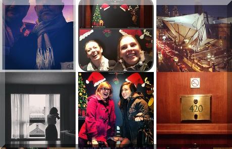 Intercontinental Toronto Yorkville collage of popular photos
