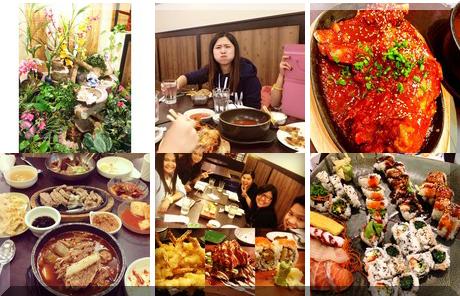 Bimi Japanese Restaurant collage of popular photos