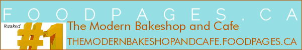 The Modern Bakeshop and Cafe