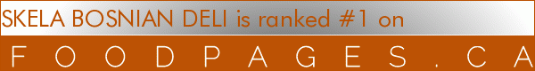 SKELA BOSNIAN DELI