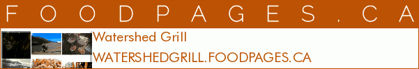 Watershed Grill