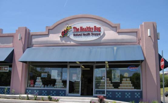 The Healthy Bug Natural Health Shoppe