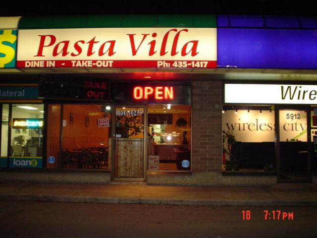 Th Street Edmonton Restaurants