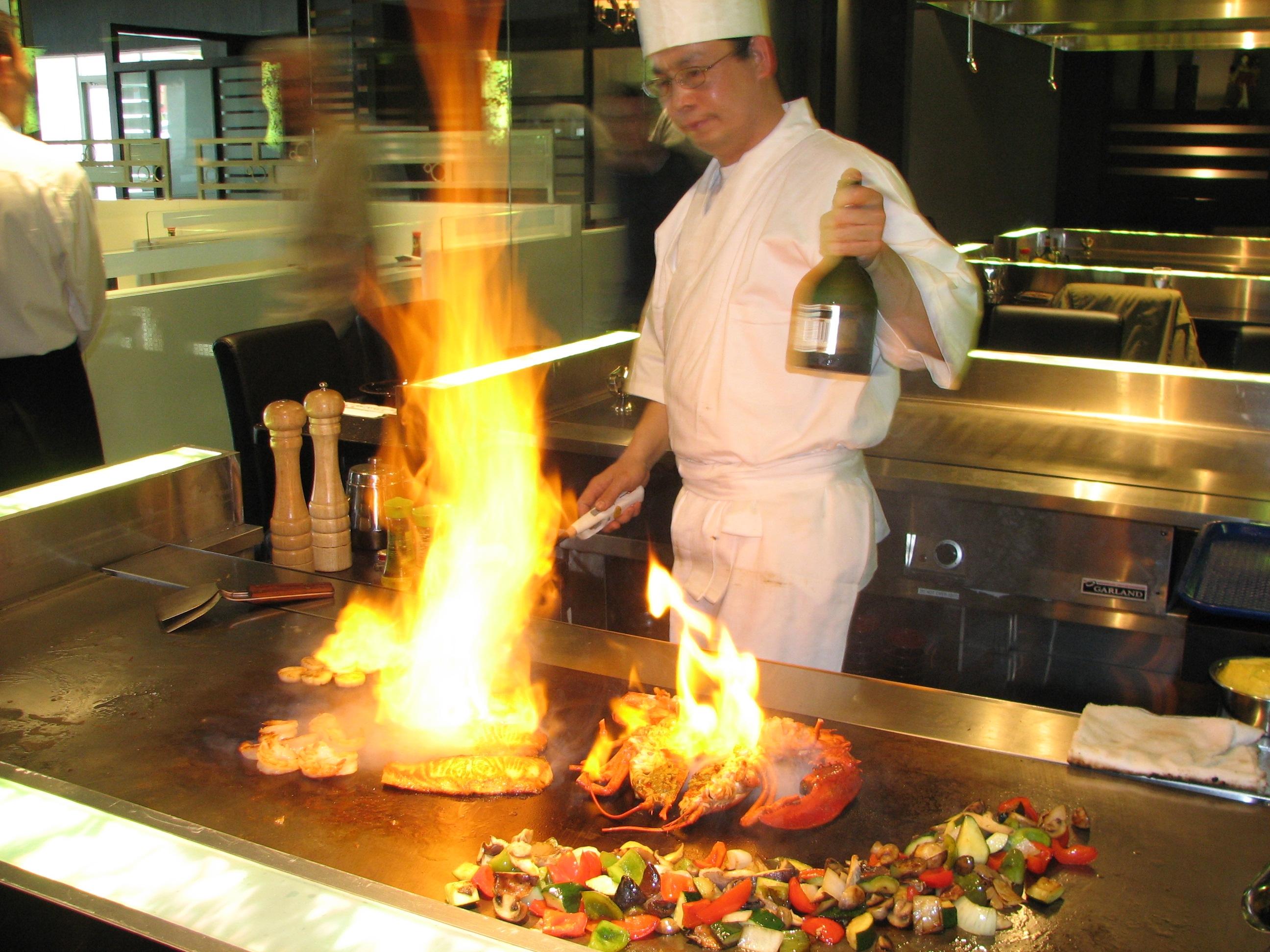 Yangs Teppanyaki Amp Sushi 3255 Rutherford Vaughan Vellore