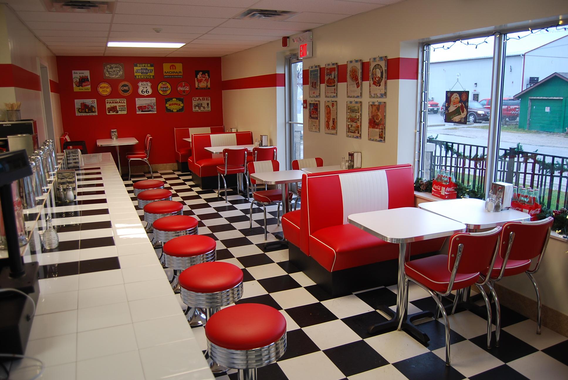 City Cafe Diner Menu