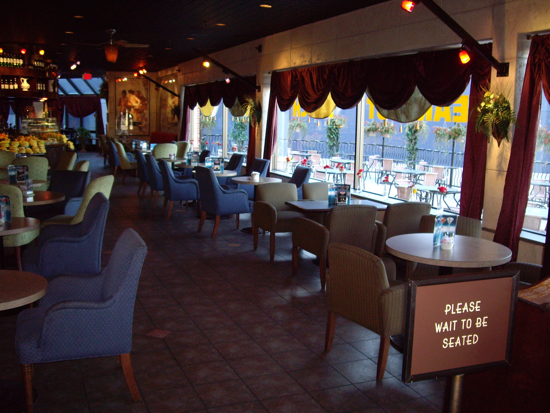 Symposium Cafe London