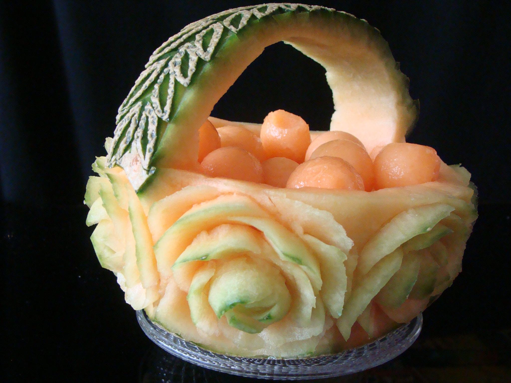 Fruitysplendour fruit carving displays scarborough