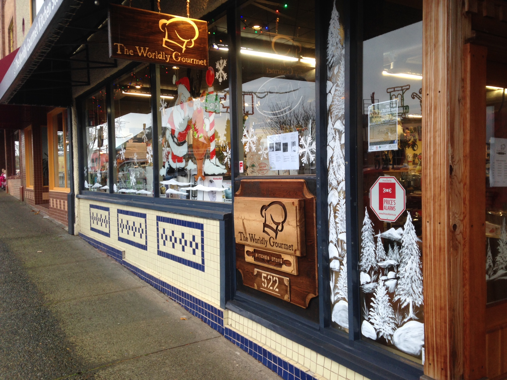 the worldly gourmet kitchen store 522 1st ave ladysmith ladysmith