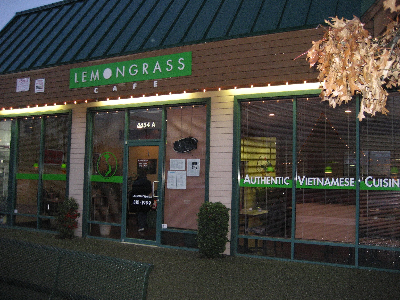 Lemongrass Cafe Reviews