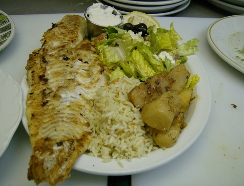 Review of The Greek Village restaurant l t d on 2015-11-12 05:55:51
