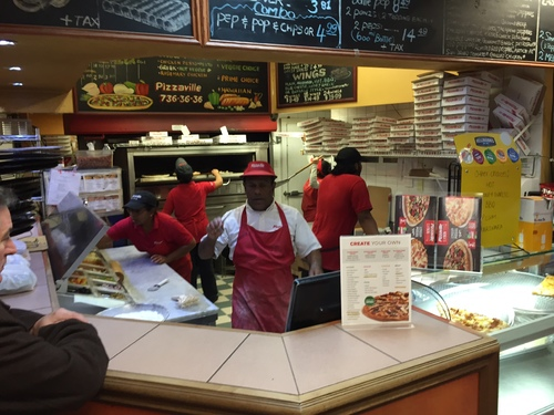 Review of Pizzaville Corporate Offices on 2015-11-27 20:11:15