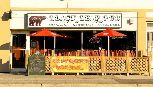 Review of Black Bear Pub on 2015-02-22 16:35:23