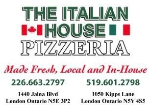 Review of Italian House on 2014-06-12 08:57:08