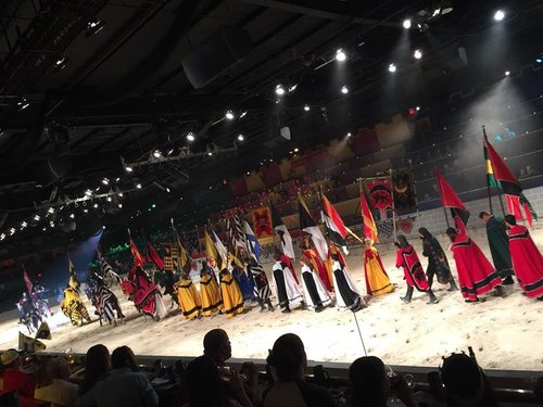 Review of Medieval Times Dinner & Tournament on 2016-04-26 06:35:24