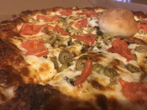 Review of TANGERINE PIZZA on 2018-06-04 20:56:39