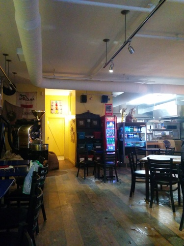 Review of Bluebird Coffee on 2015-02-09 17:02:22