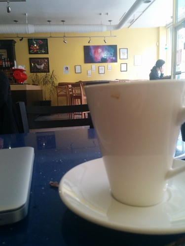 Review of Bluebird Coffee on 2015-04-09 13:54:58