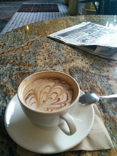 Review of Bluebird Coffee on 2016-01-04 13:52:55