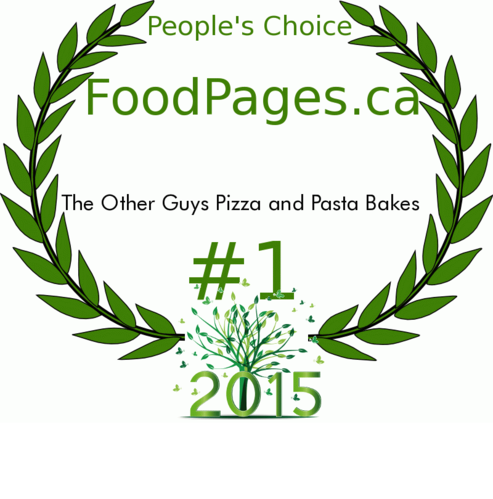 Review of The Other Guys Pizza and Pasta Bakes on 2015-10-09 15:25:18
