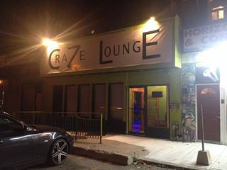 Review of Craze Lounge on 2014-09-11 10:55:07