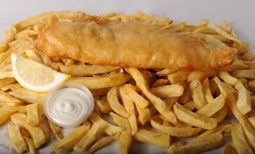 Review of Sea Witch Fish and Chips on 2014-08-18 18:34:30