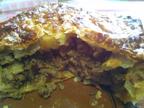 Review of Saltchuck Pie Company on 2016-03-09 16:27:28