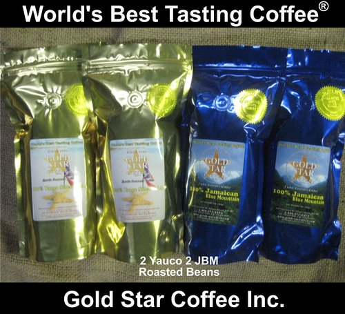 Review of Gold Star Coffee on 2016-04-19 21:41:17