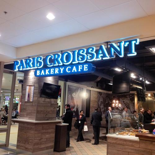 Review of Paris Croissant Bakery Cafe Inc on 2016-02-19 17:47:32