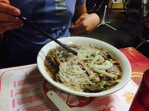 Review of Ding Ho Chinese Restaurant by Kane on 2015-08-15 22:42:56