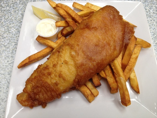 Review of The Lighthouse Fish and Chips on 2017-03-27 19:50:22