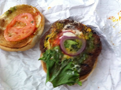 Review of Harvey's on 2014-06-14 14:14:10