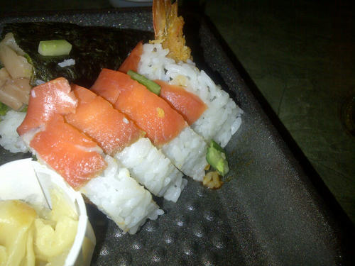 Review of Togo Sushi on 2016-01-01 17:57:09